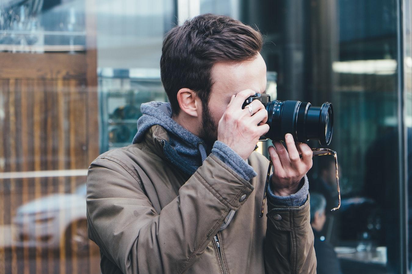 הכנה לקורס צילום למתחילים